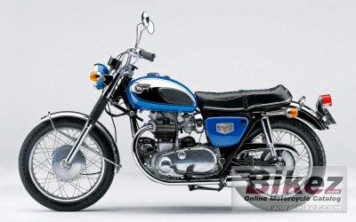 1968 Kawasaki W1