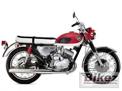 1969 Kawasaki A1 Samurai