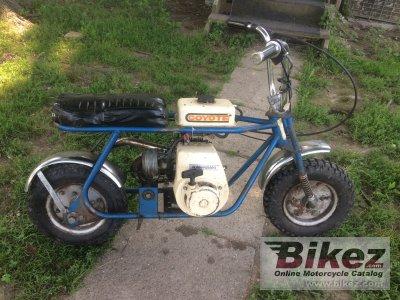 1970 Kawasaki Coyote MB1-A