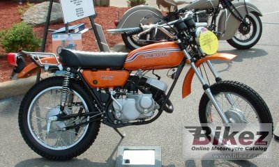 1972 Kawasaki 125 F 6 specifications and pictures