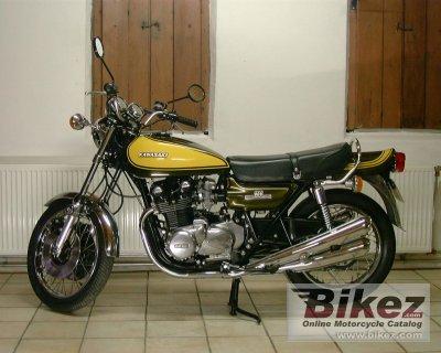 1972 Kawasaki 900 Z 1 Super 4