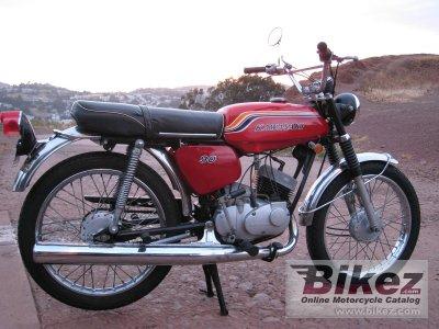 1972 Kawasaki G3SS