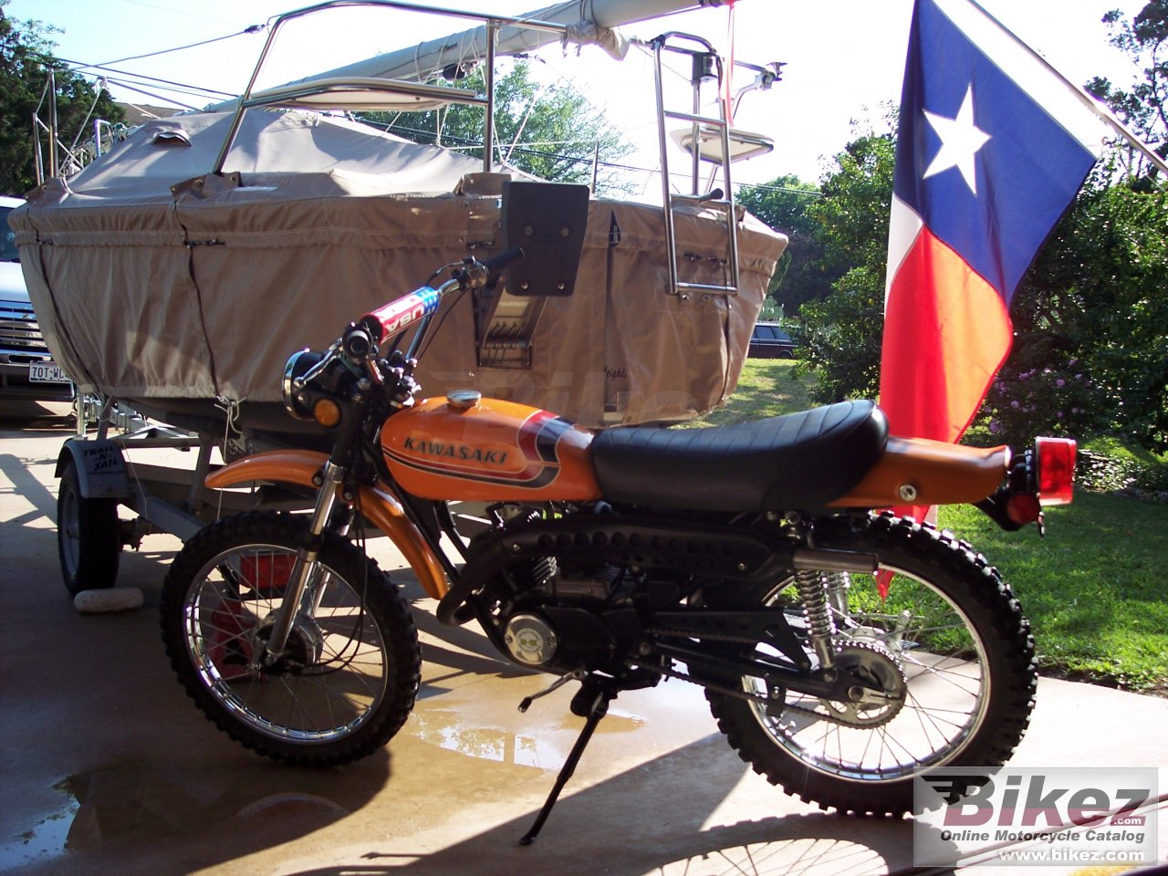 Big - Central Texas 100 g5 picture and wallpaper from Bikez.com