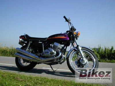 1973 Kawasaki 750 H 2 Mach IV