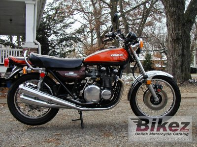 1973 Kawasaki 900 Z 1 Super 4 specifications and pictures