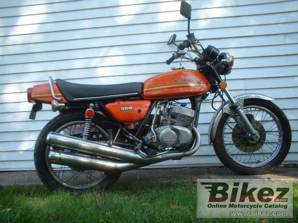 1973 Kawasaki 350 S 2 Mach II