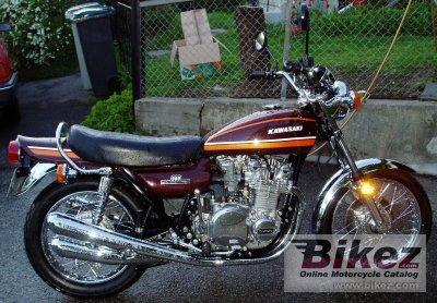 1974 Kawasaki 900 Z 1 Super 4