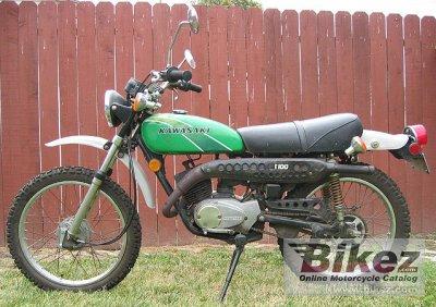 1980 Kawasaki 100 Enduro Related Keywords & Suggestions - 1980 ...