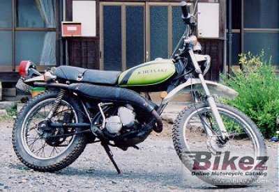1975 Kawasaki Ke 125 Specifications And Pictures