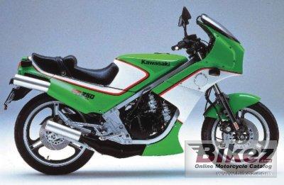 1975 Kawasaki KR250