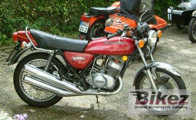 Kawasaki Kh Review