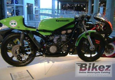 1976 Kawasaki KR250