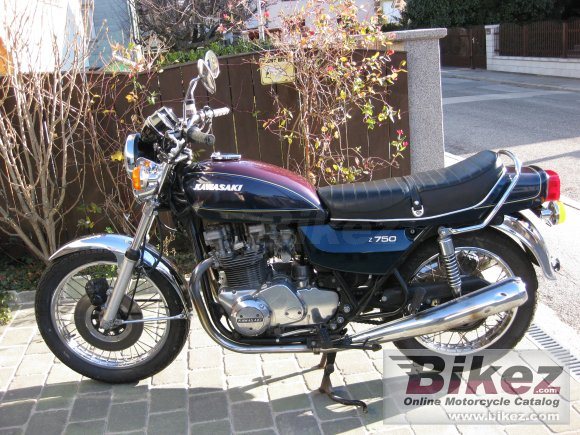1977 Kawasaki Z 750