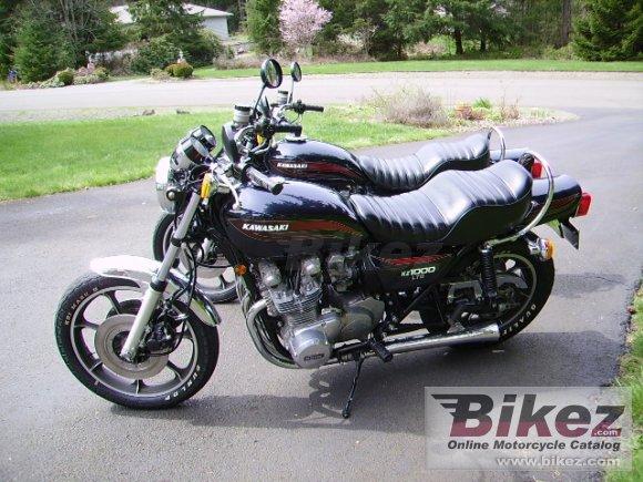 Kawasaki KZ1000 LTD