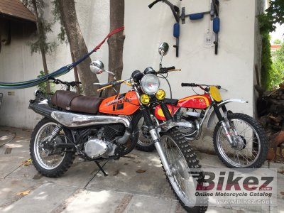 1977 Kawasaki KE-250