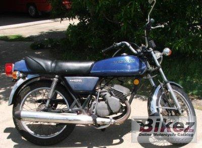 1977 Kawasaki KH 125