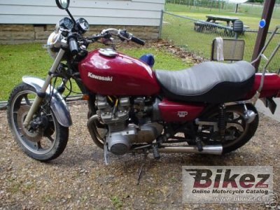 1978 Kawasaki Z 650 LTD photo