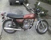1978 Kawasaki KZ200A