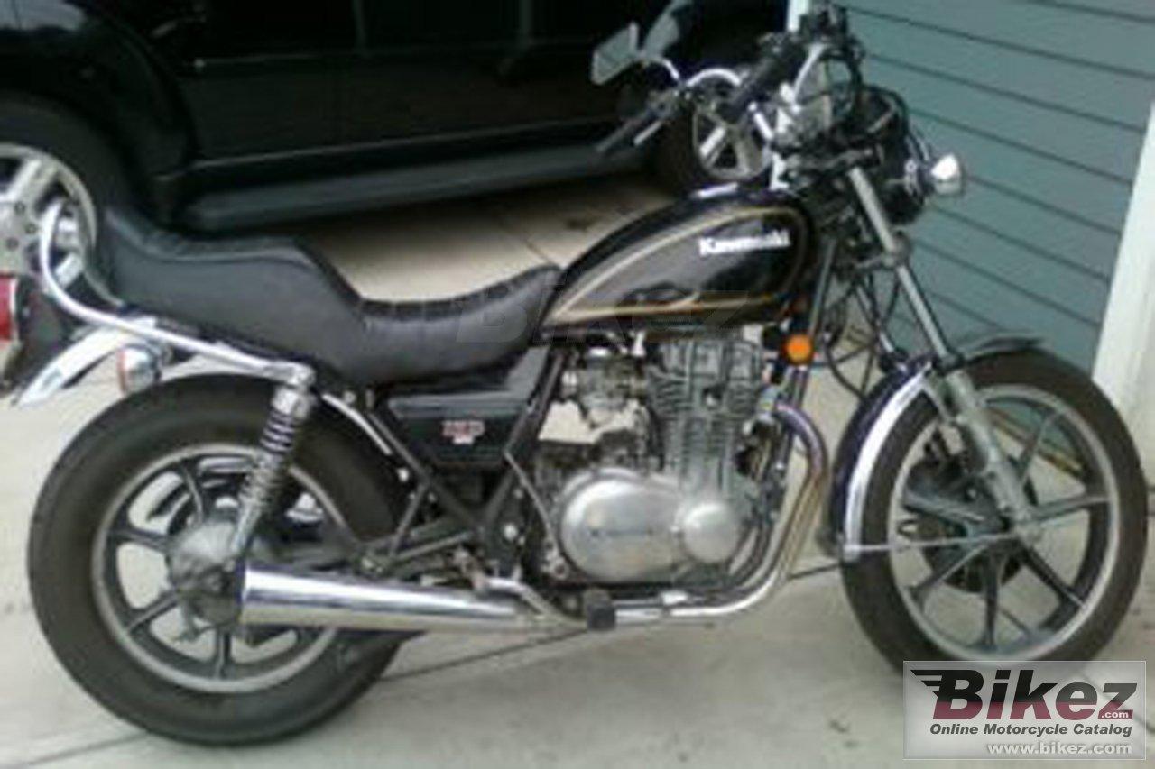 Kawasaki Kz A