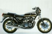 1980 Kawasaki Z 1000 Fuel Injection