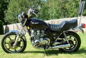 1980 Kawasaki Z 550 LTD photo