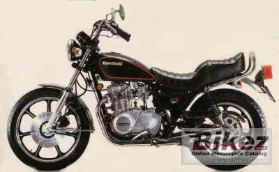 1980 Kawasaki Z 440 LTD photo