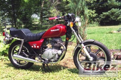 1980 kawasaki kz 250 ltd specifications and pictures