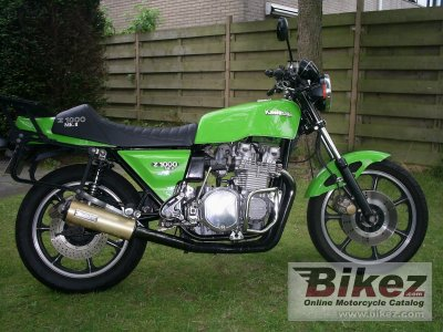 1980 kawasaki z 1000 mk ii specifications and pictures. Black Bedroom Furniture Sets. Home Design Ideas