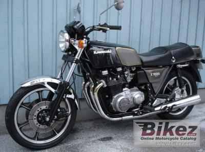 Kawasaki Zst For Sale