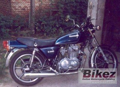 1980 Kawasaki Z 440 C