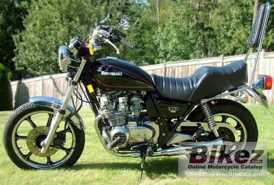 1980 kawasaki z 550 ltd specifications and pictures