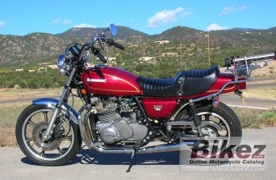 1980 Kawasaki Z 750 Ltd Specifications And Pictures