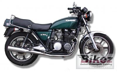 1980 kawasaki z 750 specifications and pictures. Black Bedroom Furniture Sets. Home Design Ideas