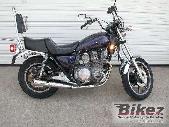 1981 Kawasaki Z 750 LTD photo