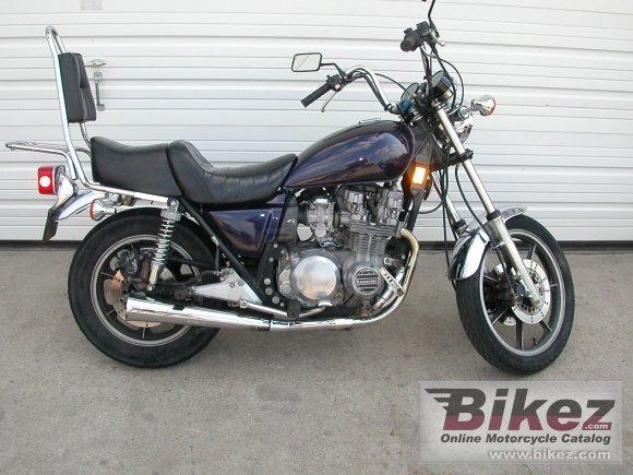 Kawasaki Z 750 Ltd