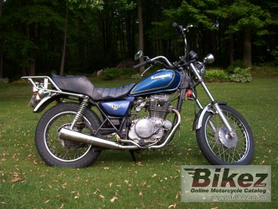 1981 Kawasaki Z 250 LTD photo