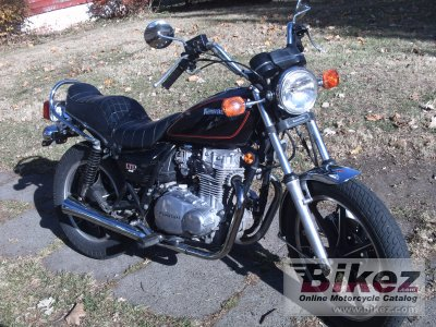 1981 Kawasaki Z 440 LTD specifications and pictures