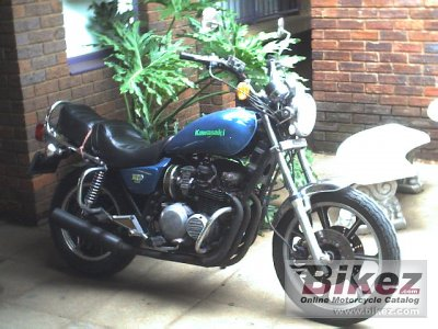 1981 kawasaki z 550 ltd specifications and pictures