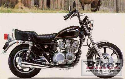 1981 Kawasaki Z 750 LTD