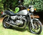 1982 Kawasaki Z 1000 LTD photo