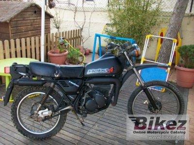 1982 Kawasaki KE 125