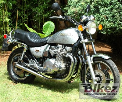 1982 Kawasaki Z 1000 LTD specifications and pictures