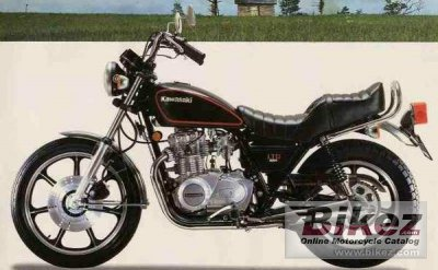 1982 kawasaki z 440 ltd specifications and pictures. Black Bedroom Furniture Sets. Home Design Ideas