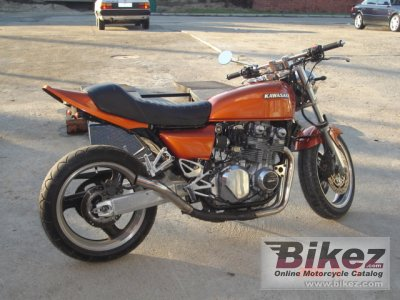 1982 Kawasaki Z 650 F Specifications And Pictures