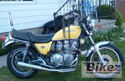 1982 Kawasaki Z 750 LTD specifications and pictures