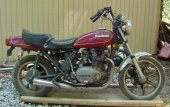 1983 Kawasaki Z 750 LTD Twin