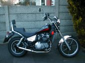 1984 Kawasaki Z 450 LTD (reduced effect) photo