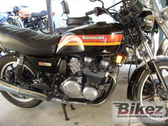 kawasaki kz 700 a1 rh bikez com Kawasaki KZ700 Cafe Kawasaki KZ700 Tracker