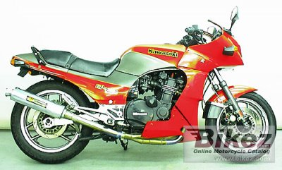 1984 Kawasaki GPZ 750