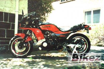 1984 Kawasaki Z 750 Turbo